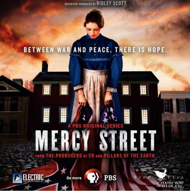 "Good Lord ""MercyStreet"""